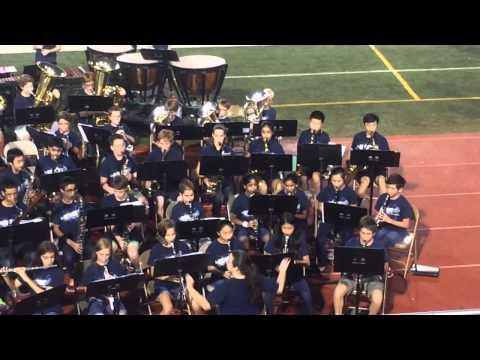 Canyon Ridge Middle School Honor Band