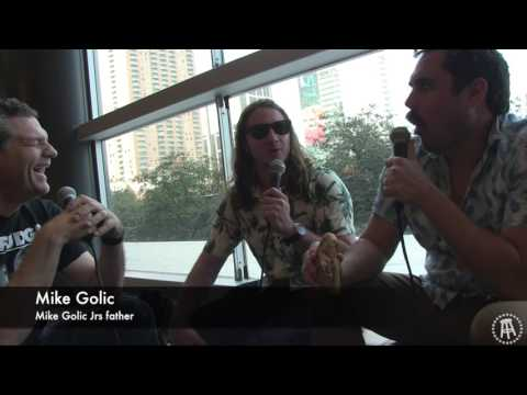 PMT At SBLI Radio Row Featuring JJ Watt, Adrian Peterson, Stephen A Smith, & More