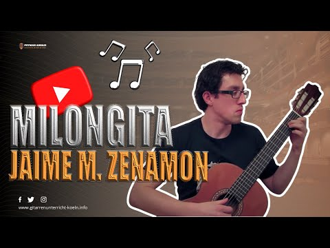 Jaime M.Zenamon : Milongita