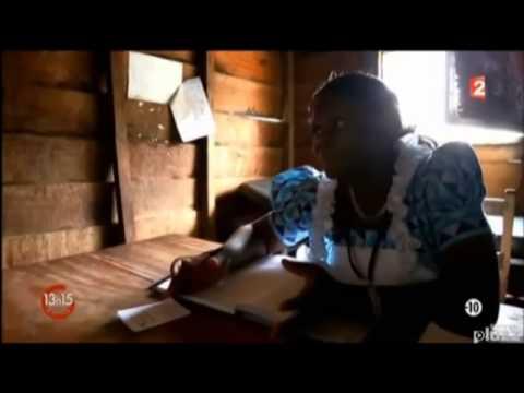 IMAGES FRANCE 2: LARMES DE GUERES EN RDC-