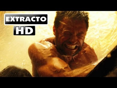 Wolverine Inmortal - Bomba Atómica (2013 - HD)
