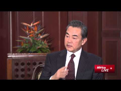 Chinese Foreign Minister's Visit to Africa