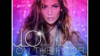 download lagu Jennifer Lopez Ft. Pitbull - On The Floor Instrumental gratis