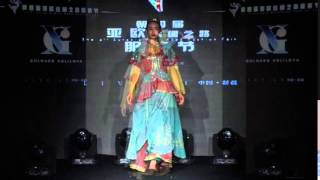 Gulnare Xelilova Moda Evi: China Fashion Week 2015 Milli Geyimler