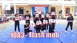 A3 - Flashmob - Bố Ơi Mình Đi Đâu Thế - Nhảy dân vũ HTK 2019 - HTK Ký Sự