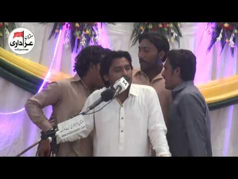 Zakir Ali Shahzad Hashmi   Jashan Eid e Ghadeer   18 Zilhaj 2017   Darbar Shah Shams Multan