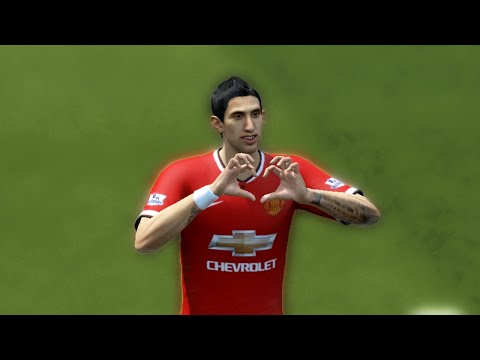 FIFA 15 | ANGEL DI MARIA | WELCOME TO MANCHESTER UNITED | #ADM7 DEBUT VS BURNLEY