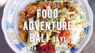 Kokiku Food Adventure Bali With Fimela.com (Day 1)