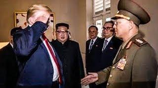 Trump Proves He's A Total Moron, Salutes North Korean General