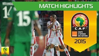 Can 2015 | Poule B - Tunisie 2-1 Zambie