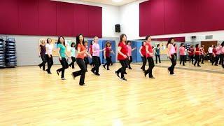 Make You Stay - Line Dance (Dance & Teach in English & 中文)