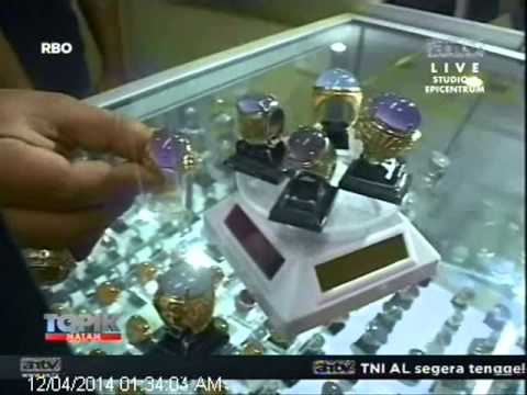 [ANTV] Topik, Maria Selena-Topik Malam 3 Desember 2014