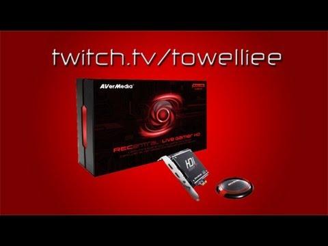 Avermedia Live Gamer HD Stream Test 1080p. XBOX 360