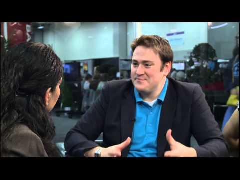 Joshua Taylor habla de WDYTYA y de Genealogy Roadshow programas de TV
