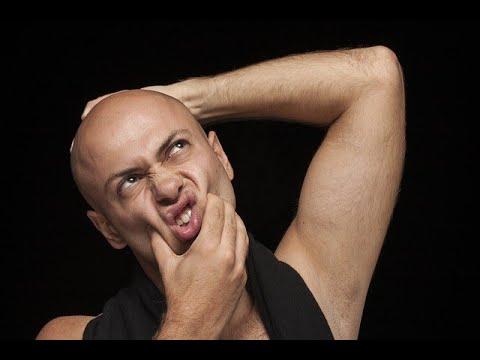 Ejercicios de relajación para mandíbula