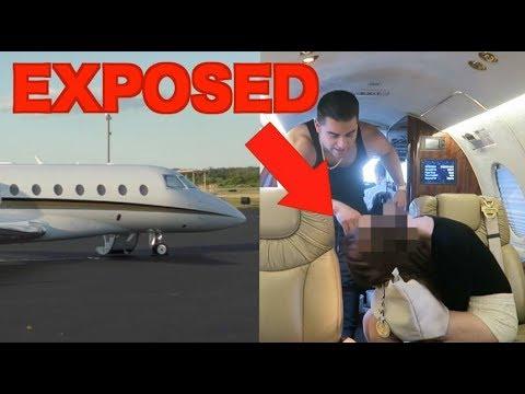 Nunca imaginó lo que iba a pasarle por subir al lujoso jet de un desconocido millonario
