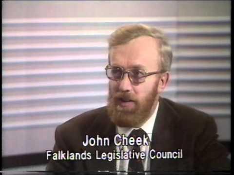 Extended Sunday 9 O'clock News - Falklands - 13 June 1982