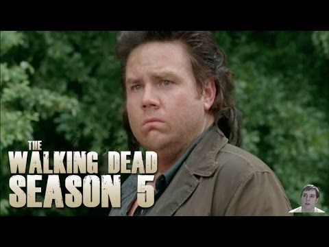 The Walking Dead Season 5 Episode 5 Self Help - Video Review!