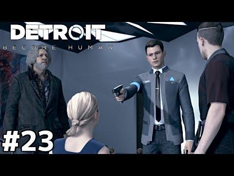 君は何者だ?【Detroit: Become Human】#23