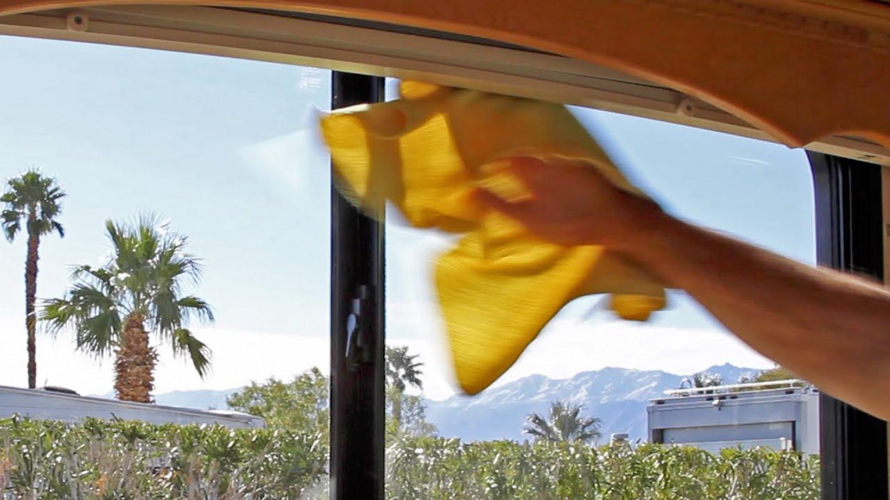 Carrand Rv Window Cleaner : Clean your rv windows mirrors super fast no window