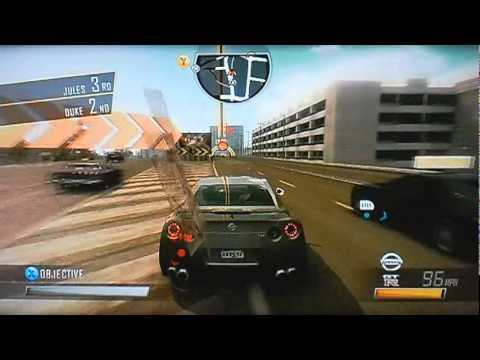 Driver: San Francisco - Xbox 360