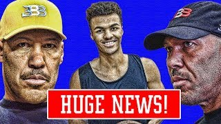 LAVAR BALL CAUGHT SCAMMING KIDS! JBA LEAGUE WAS RIGGED!