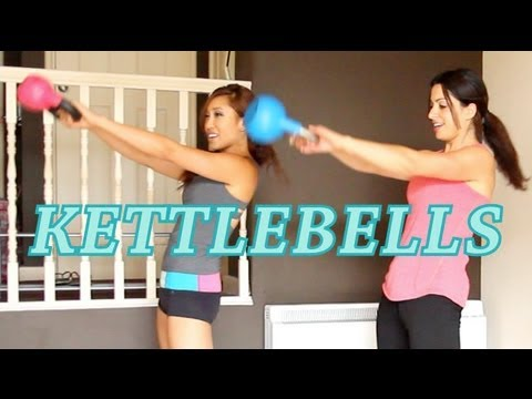 Kettlebell Workout for Beginners | Invade London