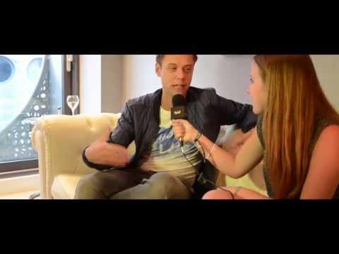 Armin van Buuren interview with EDMNYC after Memorial Weekend 2015