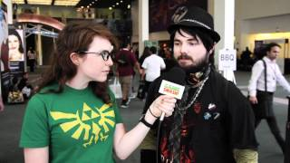E3 - Weird gamer guy (Original)