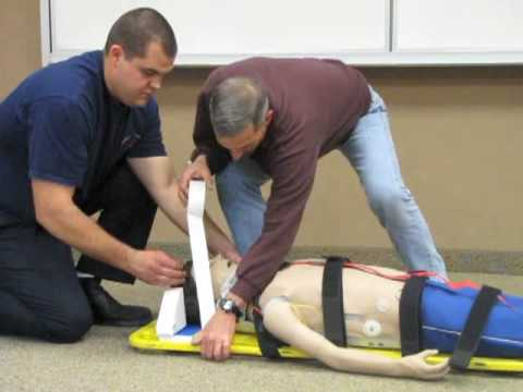 spinal immobilization This is the sub-section of the digital research library containing all material on the topic of spinal immobilization, c-spine injury, spinal clearance, acute care.