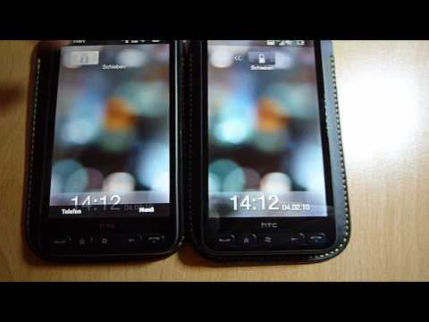 HTC HD2 touchscreen failure maybe solved