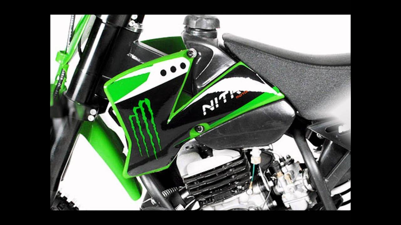 pit bike 50cc rx nitro motor youtube. Black Bedroom Furniture Sets. Home Design Ideas