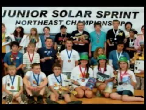 Junior Solar Sprint: NESEA 10 min Promo.f4v
