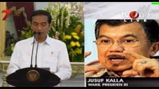 JUSUF KALLA Terbukti benar, Jokowi Jadi Presiden Indonesia Hancur ~ Berita Hari ini 28 Januari 2015