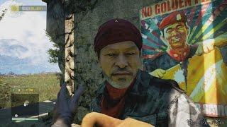 【PS4】ファークライ4(Far Cry 4) - Part 2 ・Act 1 プロパガンダ・マシーン/Propaganda Machine