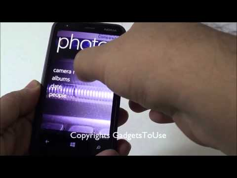 Capture Screenshot on Nokia 620. 720. 820. 920 or Windows Phone 8