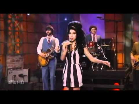 Amy Winehouse   Rehab Live!