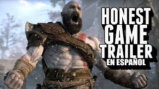 GOD OF WAR 4 (Honest Game Trailers en Español)