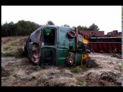 Wypadek ST44-854 W Izbicy.