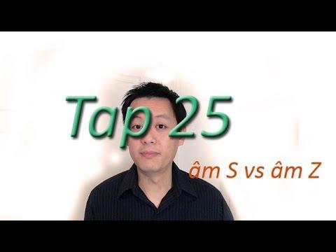 Tap 25: am S vs am Z