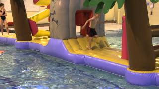 Sea Scouts at Deben Swimming pool