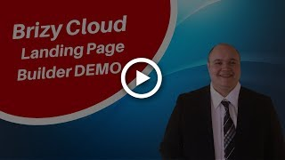 Brizy Cloud Landing Page Builder Demo