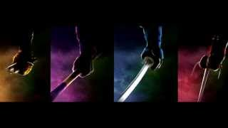 "Teenage Mutant Ninja Turtles (2014) - ""MAIN THEME"" by Brian Tyler"