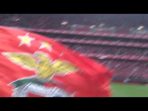 Benfica vs Olhanense 2-0 1º golo Lima!