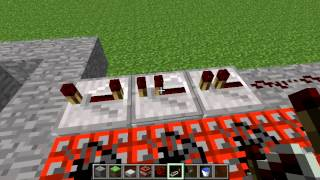 Minecraft - How to make a tnt cannon