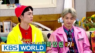 Download Lagu Key and Minho weren't good friends as trainee's? [Happy Together / 2016.10.27] Gratis STAFABAND