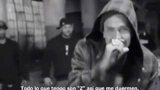 Watch Eminem The Cypher video