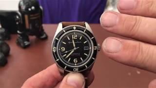 Spinnaker Fleuss long term Watch Review