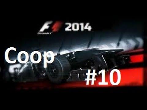 F1 2014 (PS3) | Saison Coop | Scuderia Ferrari | Ep #10«Allemagne» [HD] [FR]