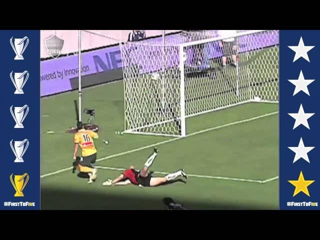 HIGHLIGHTS: A look back at the 2005 MLS Cup | Galaxy Rewind